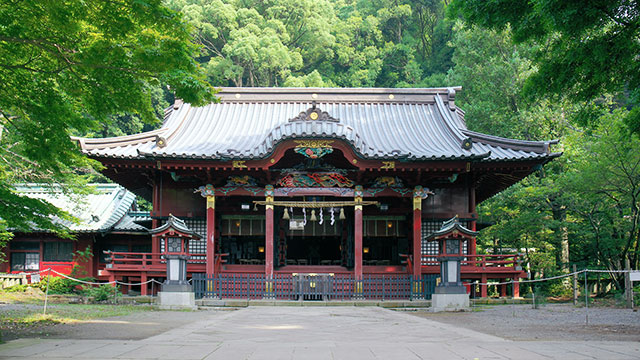 伊豆山神社(熱海)
