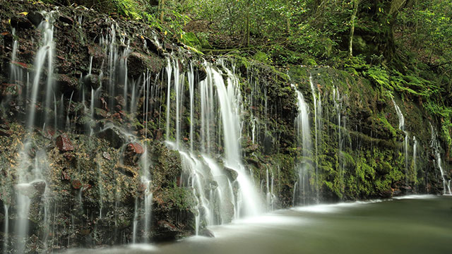 千条の滝(宮ノ下・小涌谷・二ノ平)