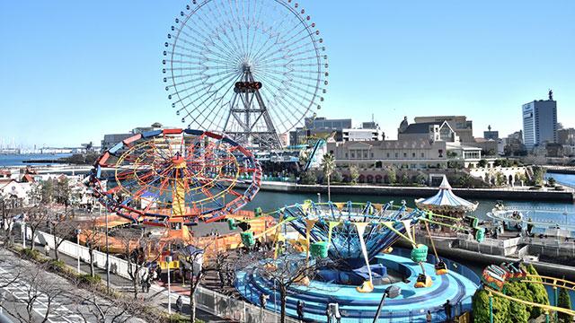 よこはまコスモワールド(横浜)