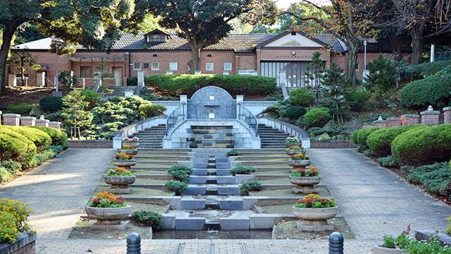 ジェラール水屋敷地下貯水場(横浜)