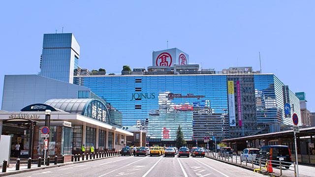 相鉄ジョイナス(横浜)