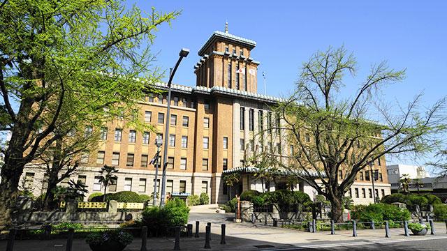 神奈川県庁本庁舎(横浜)