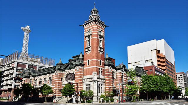横浜市開港記念会館(横浜)