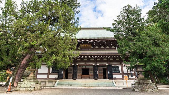 円覚寺 仏殿(鎌倉)