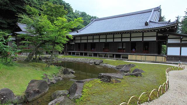 円覚寺 方丈(鎌倉)