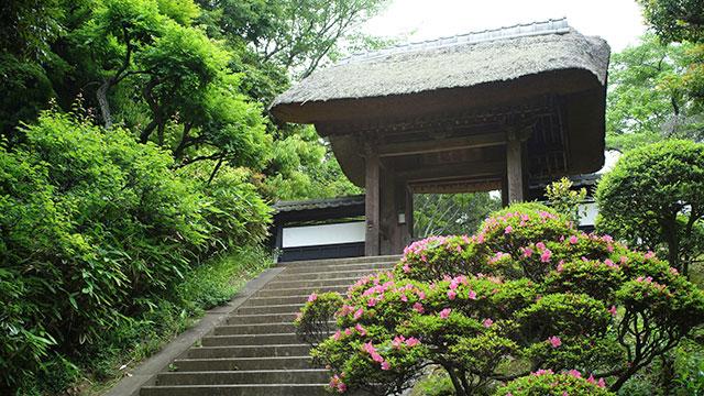 円覚寺 帰源院(鎌倉)