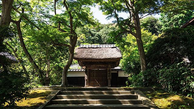 円覚寺 居士林(鎌倉)