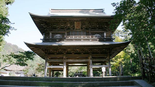 円覚寺 山門(鎌倉)