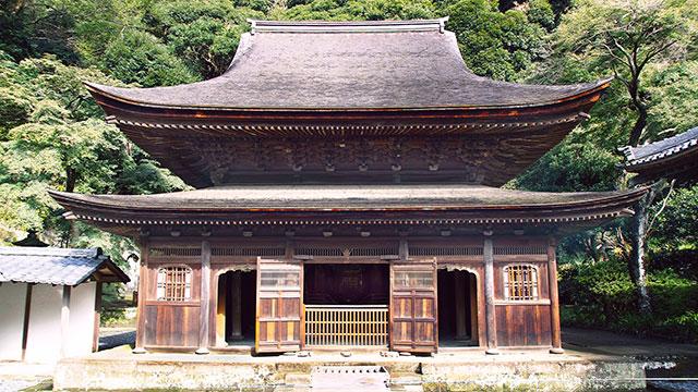 円覚寺 舎利殿(鎌倉)