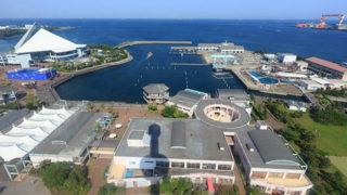 八景島シーパラダイス巨大アミューズメントパークを丸ごと遊びつくす!