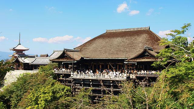 清水寺 本堂(京都)
