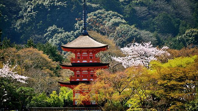 清水寺 子安塔(京都)