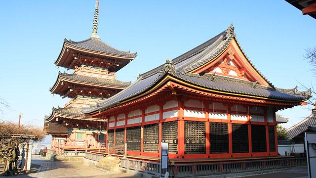 清水寺 経堂(京都)