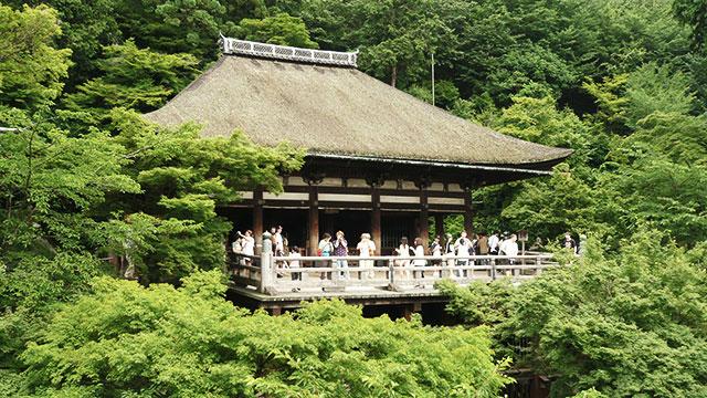 清水寺 奥の院(京都)