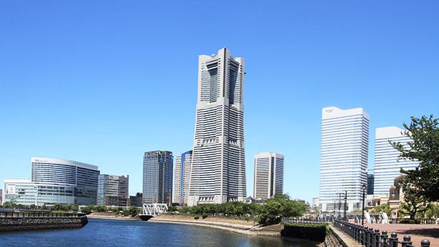横浜ランドマークタワー(みなとみらい)