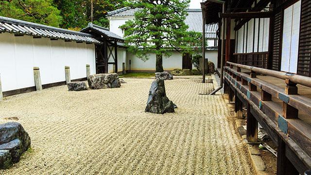 南禅寺 小方丈庭園