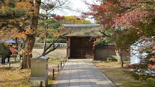 東福寺 月下門(京都)