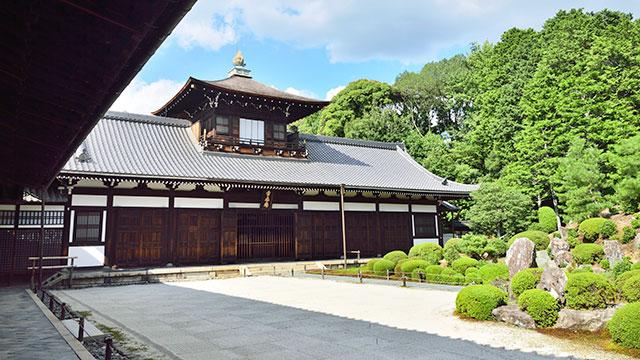 東福寺 常楽庵(京都)