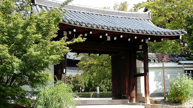 東福寺 六波羅門(京都)