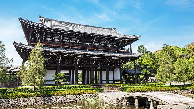 東福寺 三門(京都)