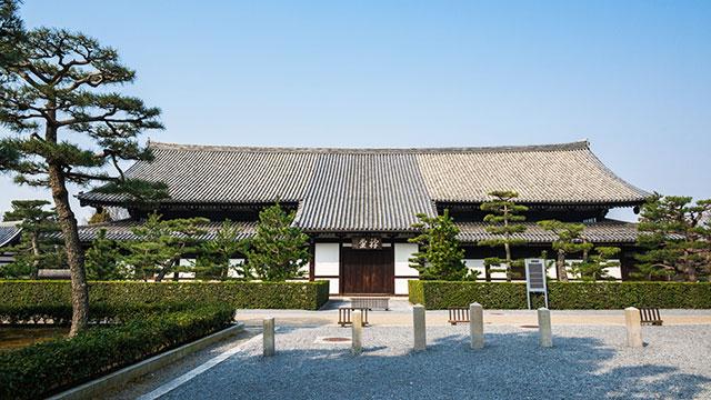 東福寺 禅堂(京都)