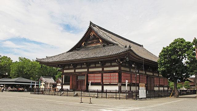 東寺 食堂(京都)
