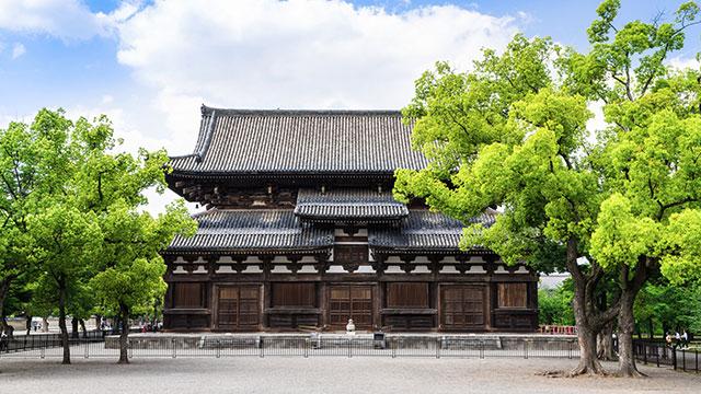 東寺 金堂(京都)