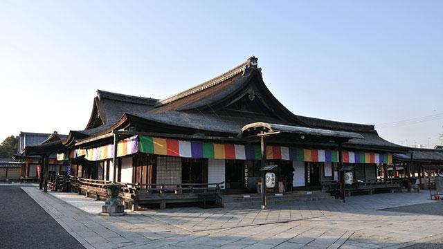東寺 御影堂(京都)