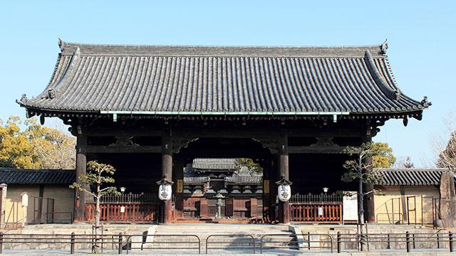 東寺 南大門(京都)