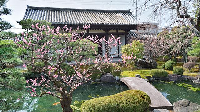 東寺 小子房(京都)