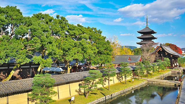 東寺 教王護国寺(京都)