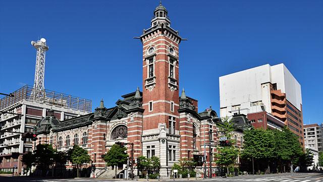 横浜市開港記念会館(馬車道・関内)