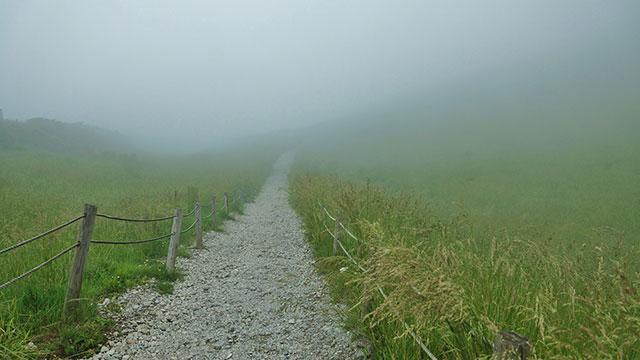 箱根駒ヶ岳山頂から大涌谷への神山ハイキングコース(箱根 駒ヶ岳ロープウェー)