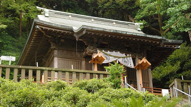 本殿(走水神社)