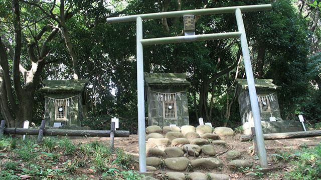 三社(走水神社)