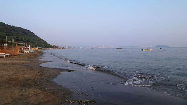 走水海岸(横須賀)