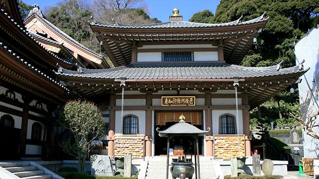 阿弥陀堂(鎌倉長谷寺)