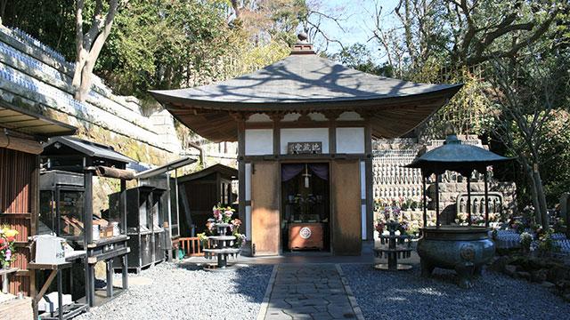 地蔵堂(鎌倉長谷寺)