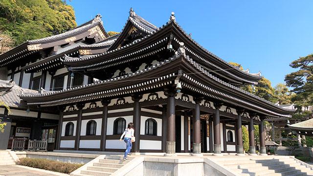 観音堂(鎌倉長谷寺)