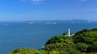 横須賀 観音埼灯台パノラマビューが楽しめる日本最古の洋式灯台