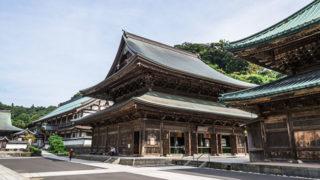北鎌倉 建長寺座禅体験で心すっきり、 鎌倉を代表する禅寺