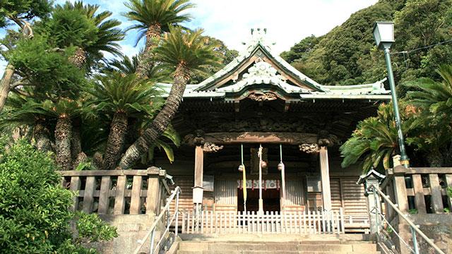 西叶神社(横須賀)