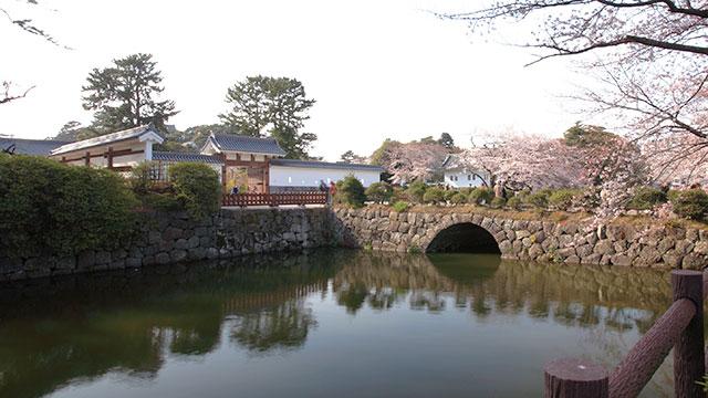 めがね橋(小田原城)