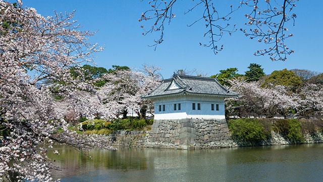 二の丸隅櫓(小田原城)
