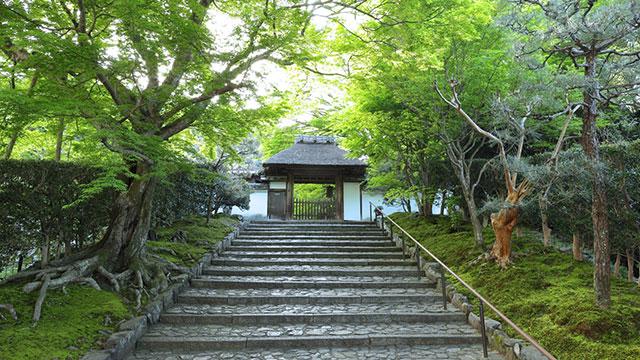 安楽寺(哲学の道)