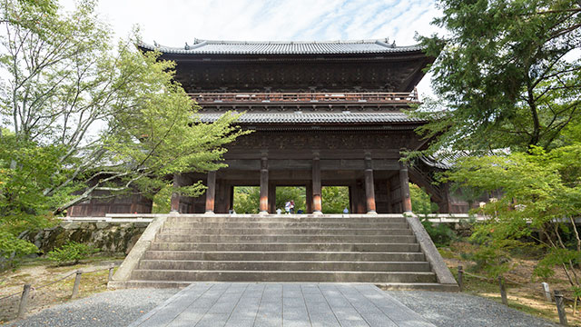 南禅寺(哲学の道)