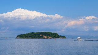 横須賀 猿島東京湾唯一の無人島は まるで天空の城
