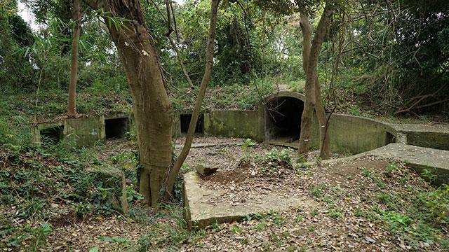 砲台跡(猿島)