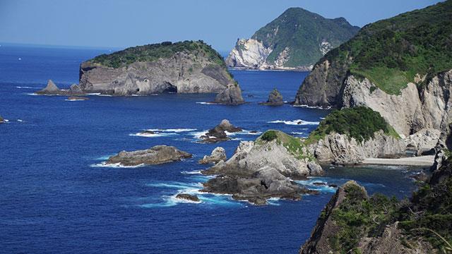 ヒリゾ浜(下田・南伊豆)
