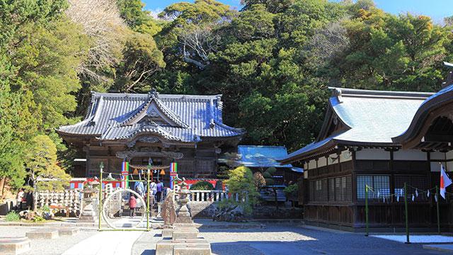 白濱神社(下田・南伊豆)